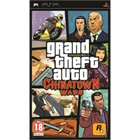Grand Theft Auto China Town Wars Psp