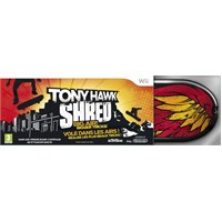 Tony Hawk Shred Bundle Wii