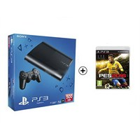 Sony Playstation 3 Superslim 500Gb + Pes 2016 Oyun Konsolu
