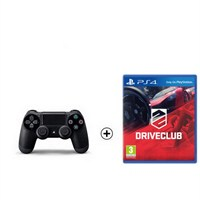 Sony Playstation Dualshock 4 + Driveclub Ps4 Oyun