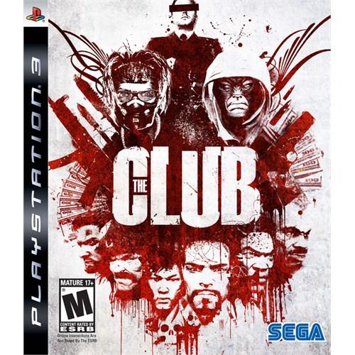 Ea The Club Ps3
