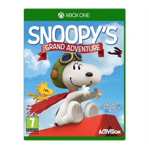 Activision Xbox One Snoopy's Grand Adventure