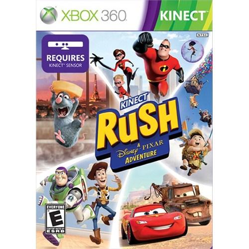 Kinect Rush Xbox 360