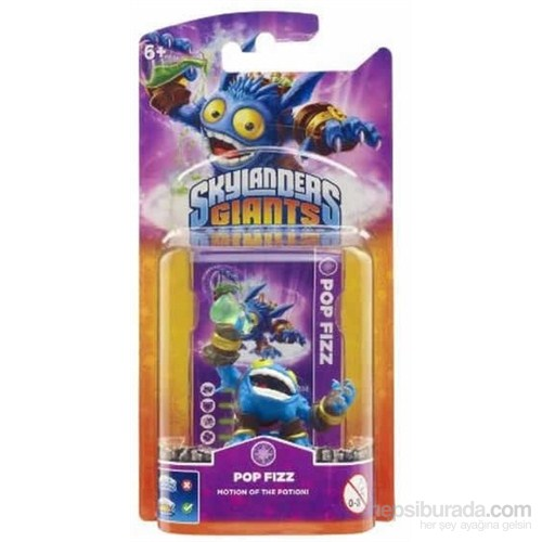 Skylanders Giants Pop Fizz Lightcore