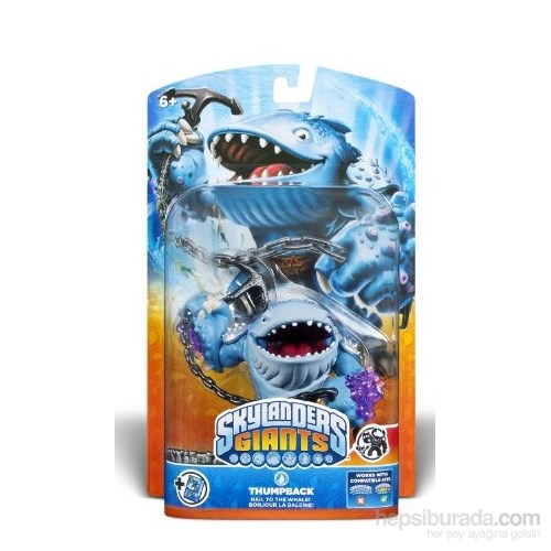 Skylanders Giants Thumback Giant