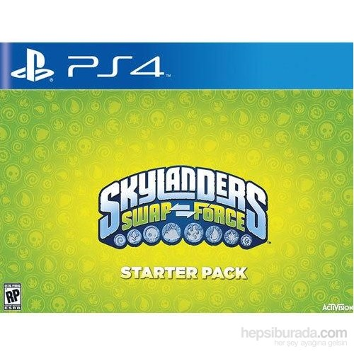 Skylanders Swap Starter Pack PS4