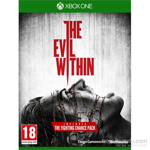The Evil Within Standard Edition Incl The Fighting Chance Xbox One