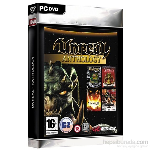 Unreal Anthology Pc