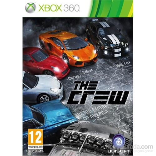 The Crew Xbox 360