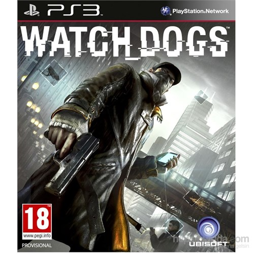 Watch Dogs Std. Edition PS3
