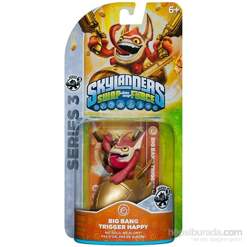 Skylanders Swap Trigger Happy