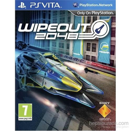 WipEout 2048 PS Vita