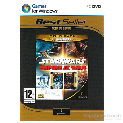 Star Wars Empire At War Gold Pack Pc