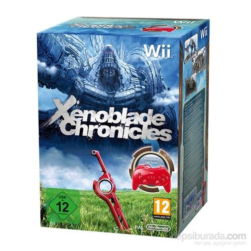 Nintendo Wii Xenoblade Chronıcles Oyun+ Kol Kırımızı