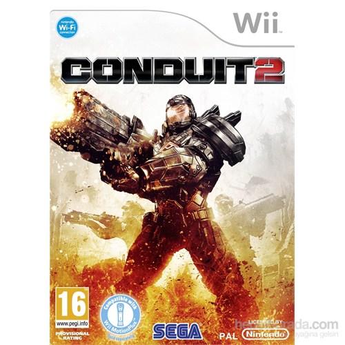 Sega Wii Conduıt 2