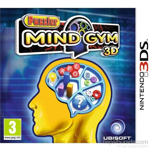 Ubisoft 3Ds Puzzler Mınd Gym 3D