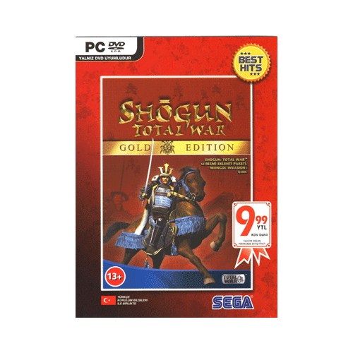 Shogun Total War Gold Pc
