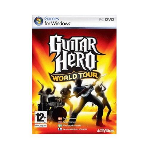 Guitar Hero World Tour Tek Oyun - Pc