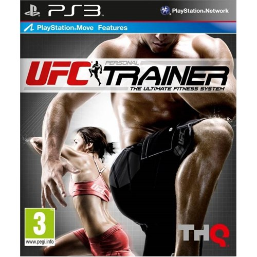 Ufc Personal Trainer Ps3 Oyunu