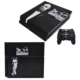 Godfather Ps4 Sticker