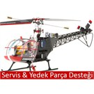 Walkera CB180LM 2.4 GHZ Metal Helikopter Seti