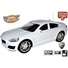 Techtoys Super Racing 1/14 30 Cm Kumandalı  Araba Beyaz