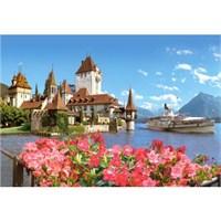 Castorland 500 Parça Oberhofen, Switzerland