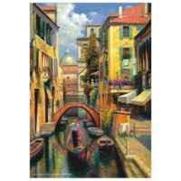 Anatolian 500 Parça Puzzle Venedik'te Pazar