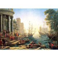 Anatolian 3000 Parça Puzzle Liman