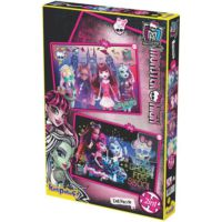 Kırkpapuç Monster High Doll Puzzle Çocuk Puzzle