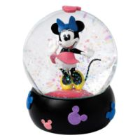 Enesco Disney Traditions Minnie Mouse Sweet & Flirtatious Kar Küresi