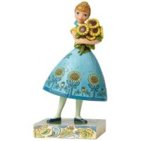 Enesco Disney Traditions Spring In Bloom (Frozen Fever Anna)