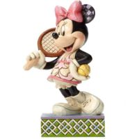 Enesco Disney Traditions Tennis, Anyone? (Minnie Mouse)