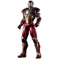 Hot Toys Hot Toys Iron Man Mark XVII 12 Inch Action Figure