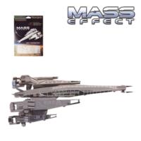 Dark Horse Mass Effect 3D Model Normandy Sr2 Laser-Cut