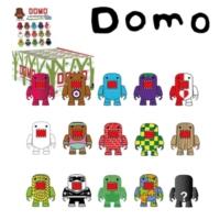 Dark Horse Domo Qee Series 5 Collectible Figure