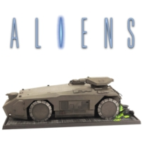 Hollywood Collectibles Aliens: M577 Apc Exclusive Vehicle 50 Cm