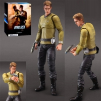 Square Enix Star Trek Play Arts Kai Captain James Kirk Figure
