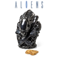 Diamond Select Aliens Warrior Ceramic Cookie Jar Kurabiye Kavanozu
