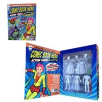 Threea Create Your Own Comic Book Hero: The Sequel