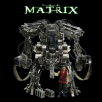 Threezero The Matrix: Apu Collectible Figure Set