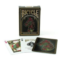 Bicycle Warrior Horse Poker İskambil Oyun Kartı Kağıdı Destesi Koleksiyonluk