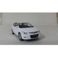 Welly 1:36 Hyundai İ30 Metal Araba Beyaz
