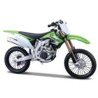 Maisto 1:12 Kawasaki KX 450F Model Motorsiklet