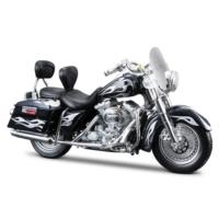 Maisto Harley Davidson 2002 FLHRSEI CVO 1:18 Model Motorsiklet