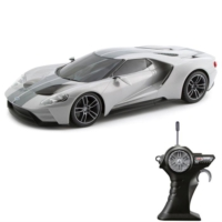 Maisto Tech 1:24 Ford GT U/K Araba Gri