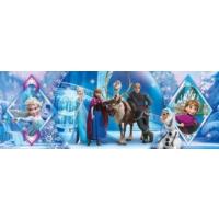 Clementoni 1000 Parça Disney Frozen Panorama Puzzle