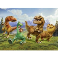 Ravensburger 100 Parça XXL Puzzle : The Good Dinosaur Here We Are