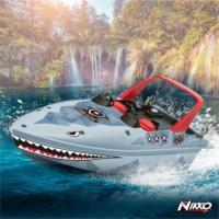Nikko Kamufulaj Uzaktan Kumandalı Tekne R/C