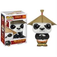 Pop Funko Kung Fu Panda - Po With Hat